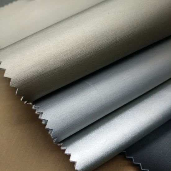 Pearlescent PU Synthetic Leather for Sofa