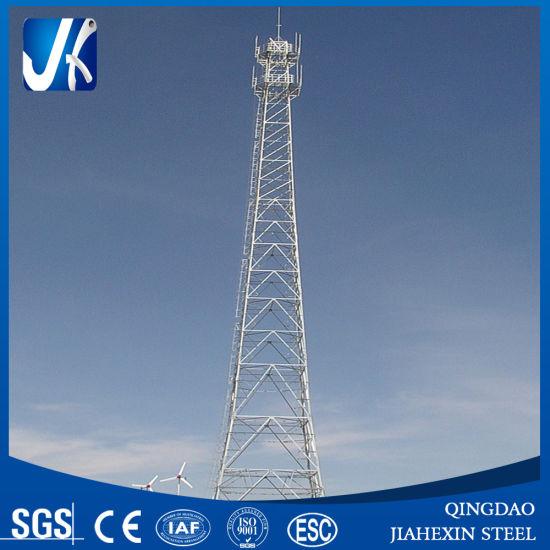 Steel Communication Tower (JHX-jST020)