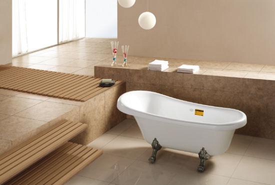 China Monalisa Classic Deluxe Hot Bath Tub M-8110 - China Bath Tub ...
