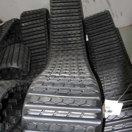 ASV PT85 PT100 MD-70 Rubber Track 457*101.6*56 for Costruction Machine pictures & photos