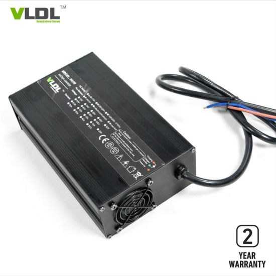 50 4V 15A Lithium Battery Charger, Design for 12s Li-ion Battery Pack, High  Quality with 2 Years Warranty