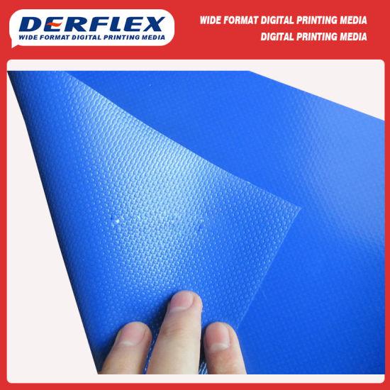 Flame-Retardant Vinyl Laminated Polyester Fabrics