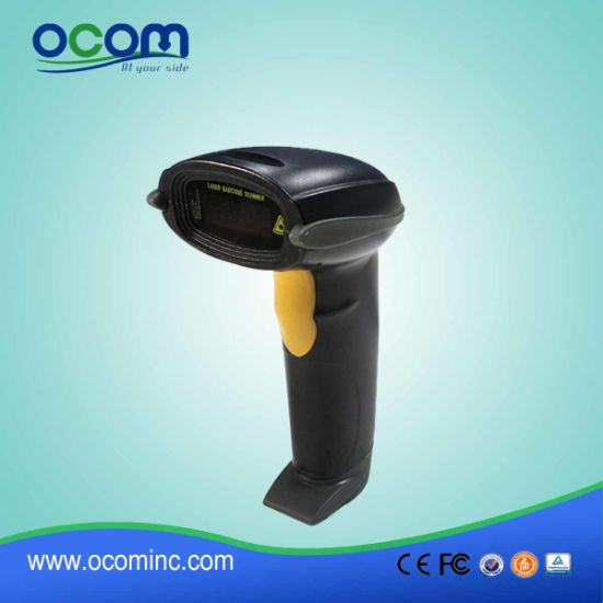 Handheld Wireless Laser Barcode Scanner pictures & photos