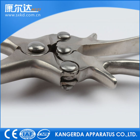 Elastrator Stretching Forceps for Animal Use (KD704) pictures & photos