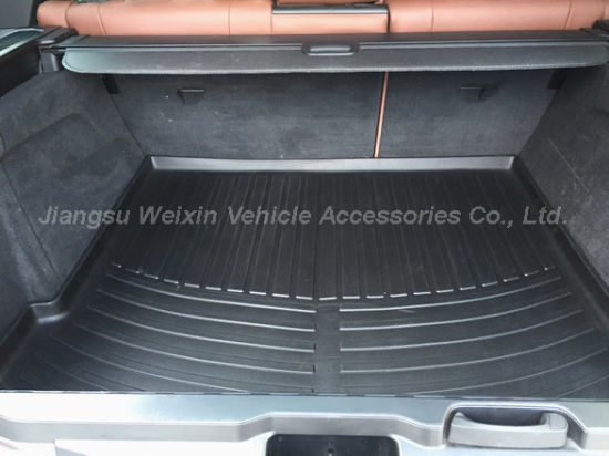 China High Quality 3d Design Truck Mat Cargo Trunk Liner For Bmw X6