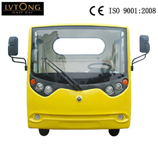 2 Seats Electric Mini Truck with Cargo Box pictures & photos