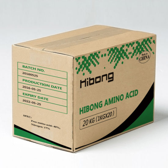 Hibong Plant Source Bulk Amino Acid Compound Powder Fertilizer
