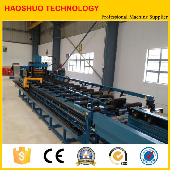 Automatic Transformer Radiator Fin Production Line pictures & photos