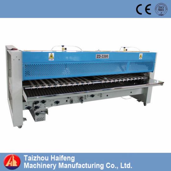 High Quality Laundry Bedsheet Folding Machine/Automatic Type Folder/Zd 3000