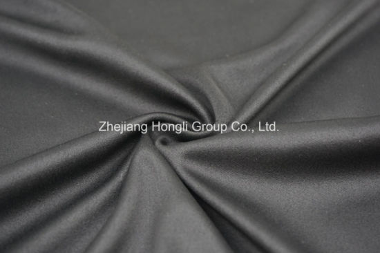 100% Polyester Suede Fabric for Garment and Pillow