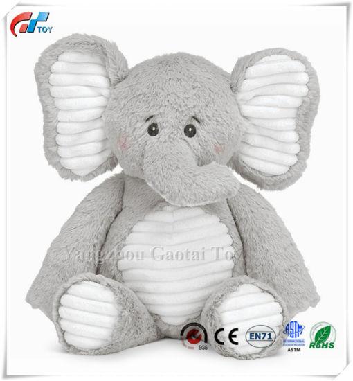 14'' Spout Hugs Stuffed Animal Elephant Plush Baby Toy