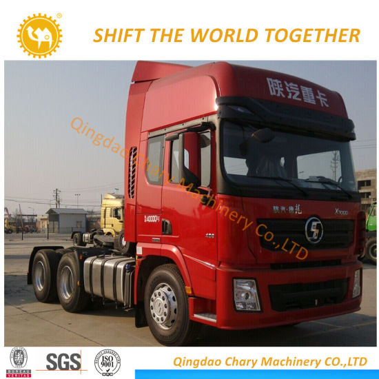 Chinese Most Ful And Stronggest 6 4 Shacman X3000 Tractor Trucks