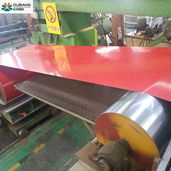 Prepainted Steel Coils PPGI with Perfect Quality pictures & photos