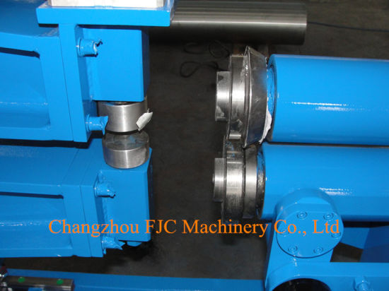 Automic Disk Steel Plate Cutting Machine pictures & photos