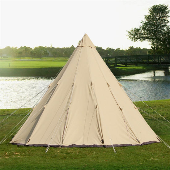 Outdoor C&ing Teepee Tent Tipi Family Dome Tent Portable Pop up Tipi Tent & China Outdoor Camping Teepee Tent Tipi Family Dome Tent Portable ...