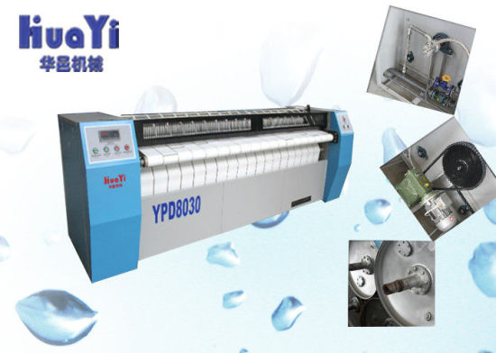 China Industrial Laundry Equipment Sheet Folder Machine Auto