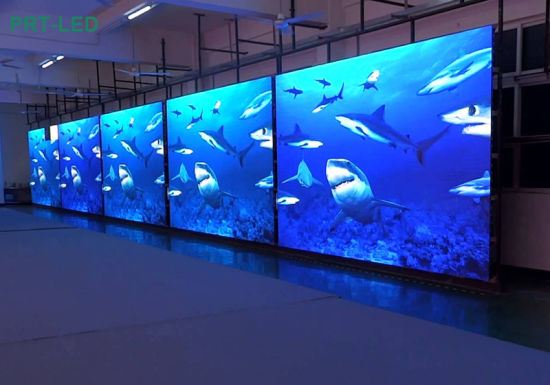 Indoor Rental LED Video Display for Background Screen (576X576mm) pictures & photos