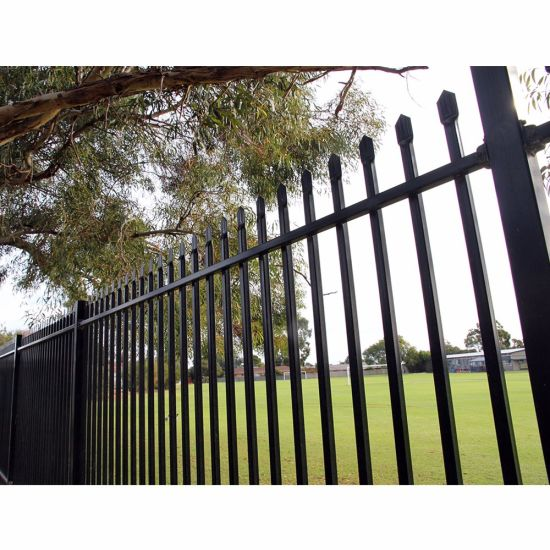 China Steel Tube Panels Garden Wall Fence Designs China Metal