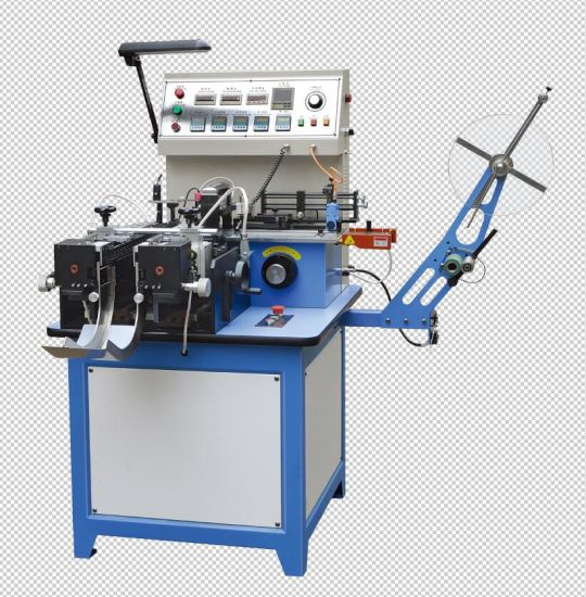 Label Cutting and Folding Machine