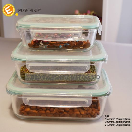 Rectangle Shape Food Container Best Sale pictures & photos
