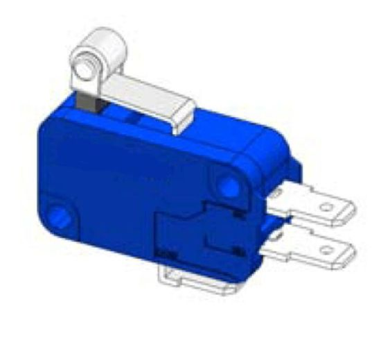 Blue Lxw16 Series Micro Switch Limit Switch