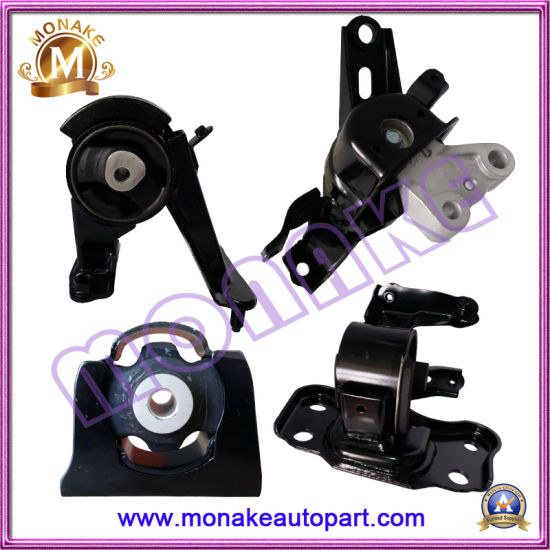 Auto/Car Rubber Parts Engine Motor Mount for Toyota Corolla (12305-0T010, 12361-0T010, 12371-0T010, 12372-0T010) pictures & photos