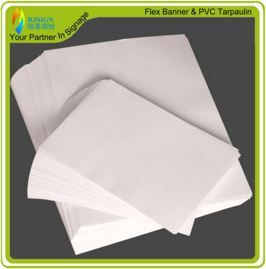 Dark Inkjet and Laser Printing Heat Transfer Paper for T-Shirt