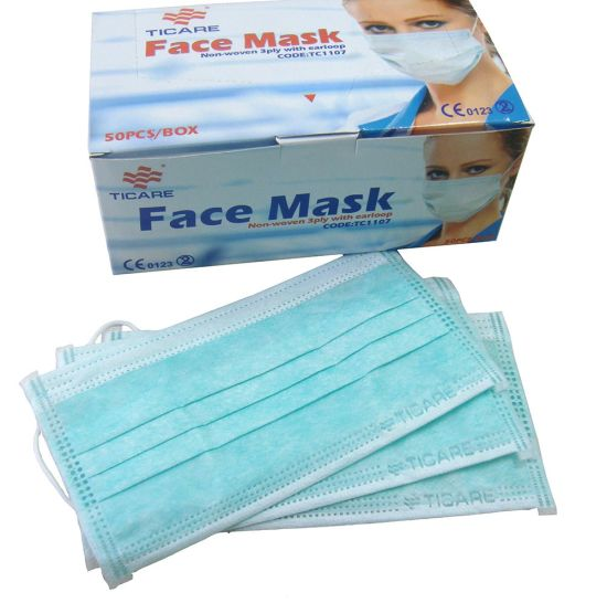 Disposable Mask High Using Different Face Strength