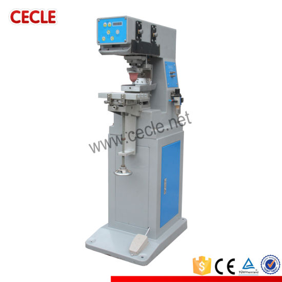 Pneumatic Efficient Pad Printing Machine with CE