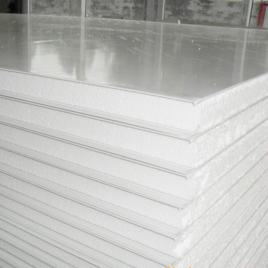 China Color Steel EPS/PU/Rockwwol Sandwich Panel for Cold Room and Clean Room From Wiskind