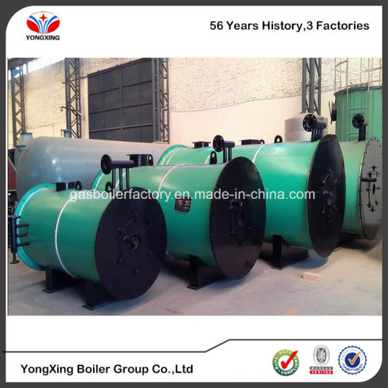 China New Products Electrical Steam Boiler for Sale Oil Burning ...