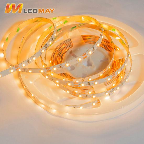 Waterproof SMD3528 Flexible LED Strip Light DC12V for Christmas Decoration