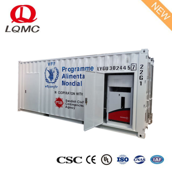 20FT 40FT Container Mobile Fuel Station with Ce Certification