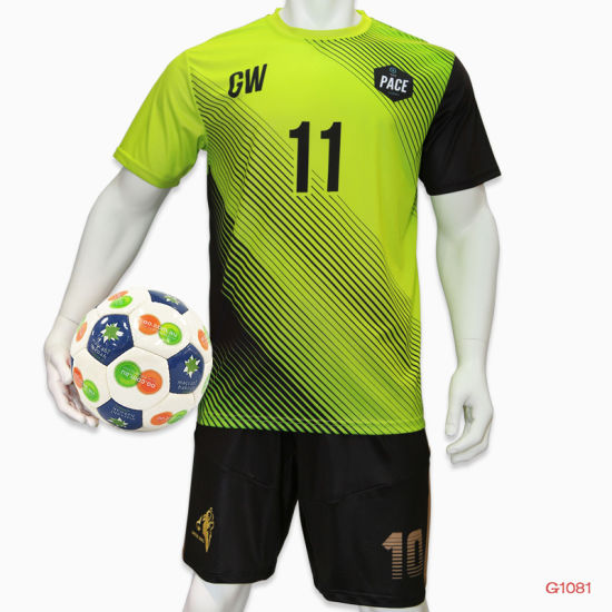 0238d4196a7 Healong China ODM Service Apparel Gear Sublimation Teens Soccer Uniforms  pictures & photos