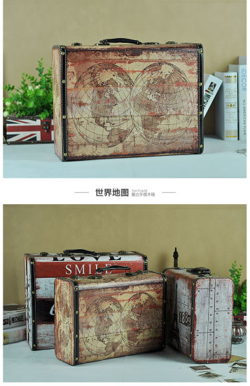 Wooden Box Set Handmade Nature Organizer Wholesale pictures & photos