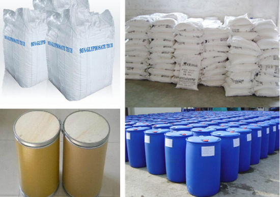 Agrochemical Manufacturer, Herbicide Glyphosate 95% Tc 757% SG, 480g/L(IPA)SL pictures & photos