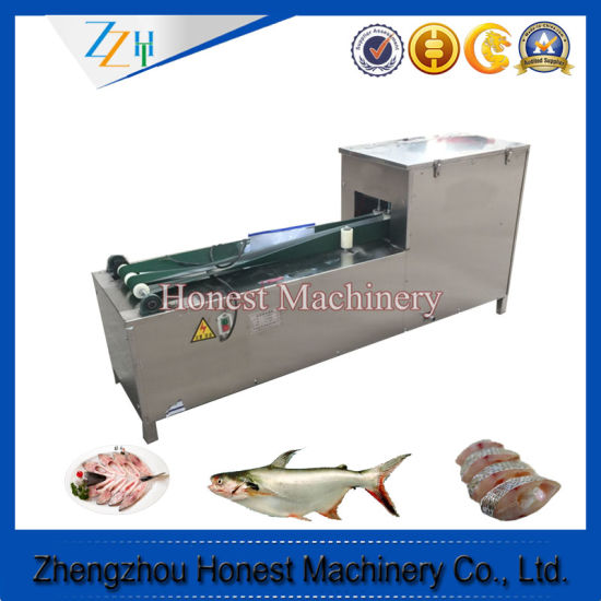 Small Fish Killing Machine / Fish Gutting Machine pictures & photos
