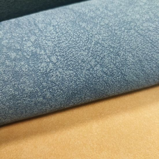 Good Style PU Leather for Contract Sofa Upholstery