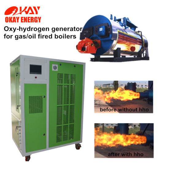Hho Fuel Saver Steam Boilers Hho Oxyhydrogen Gas Generator pictures & photos