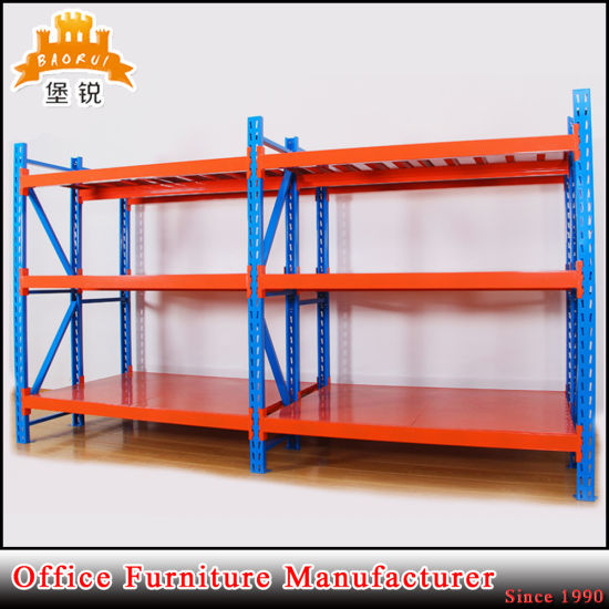 Adjustable Steel Shelving Storage Shelf Metal Rack pictures & photos