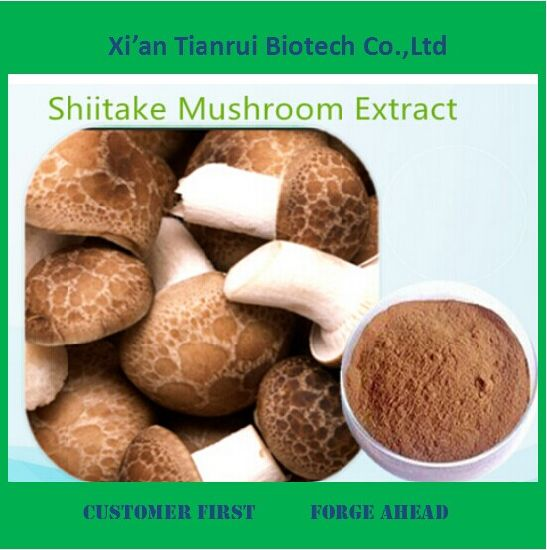 High Quality Shiitake Mushroom Mycelium Extract pictures & photos