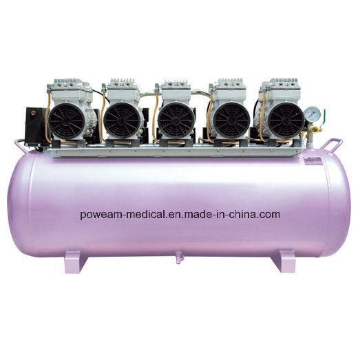 Medical Dental Air Oilless Compressor (WP180) pictures & photos