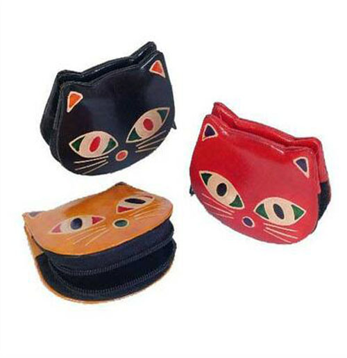 OEM Design Cute Annimal Coin Purse pictures & photos