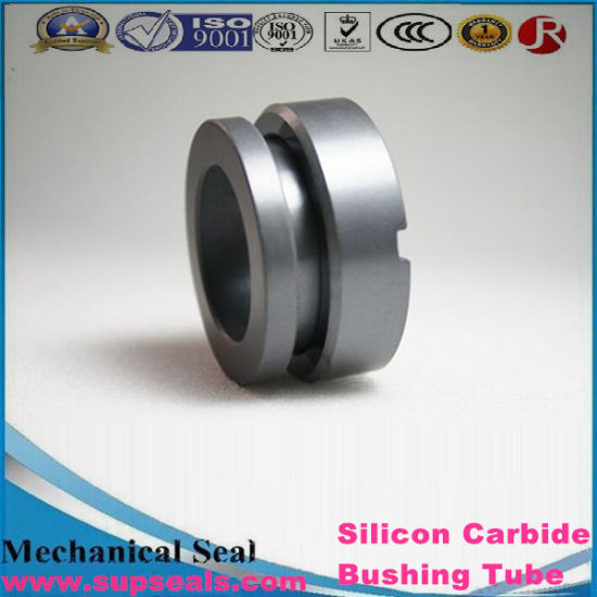 China Silicon Carbide Ceramic Bearing Sleeve Used in Russian - China