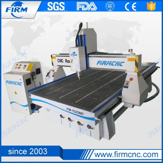 Plywood MDF PVC PCB 1325 CNC Router Wood for Sale