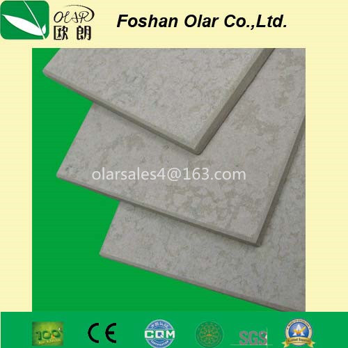 Fiber Reinforced Cement Board for Ceiling/ Partition pictures & photos