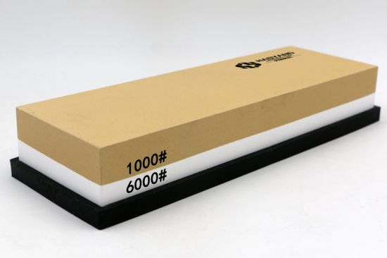 Eco-Friendly 1000/6000 Grit Combination Sharpening Stone