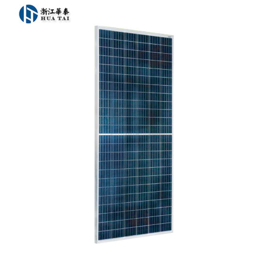 5bb Half Cell 144p Poly Solar Panel for Solar System pictures & photos