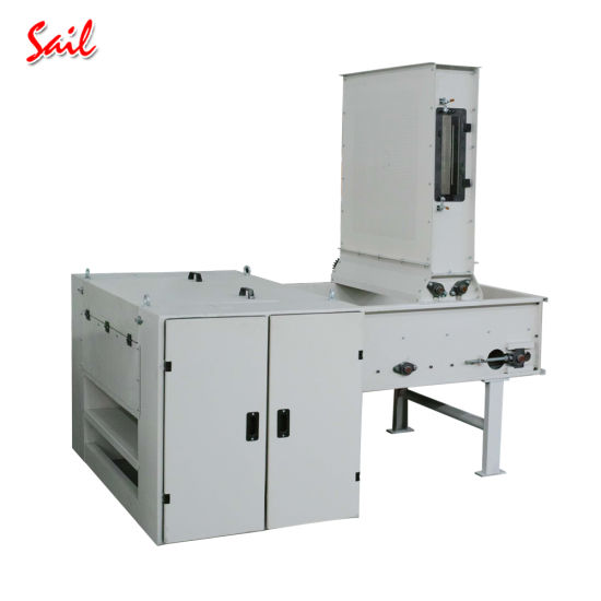 Sail Changshu Nonwoven Textile Material Fiber Opening Machine, Polyester Fiber Fine Opener Machine, Nonwoven Fine Opener Machine pictures & photos