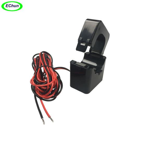 100A Low Voltage Price Toroidal Current Sensor Coil Load Centers Current Transformer